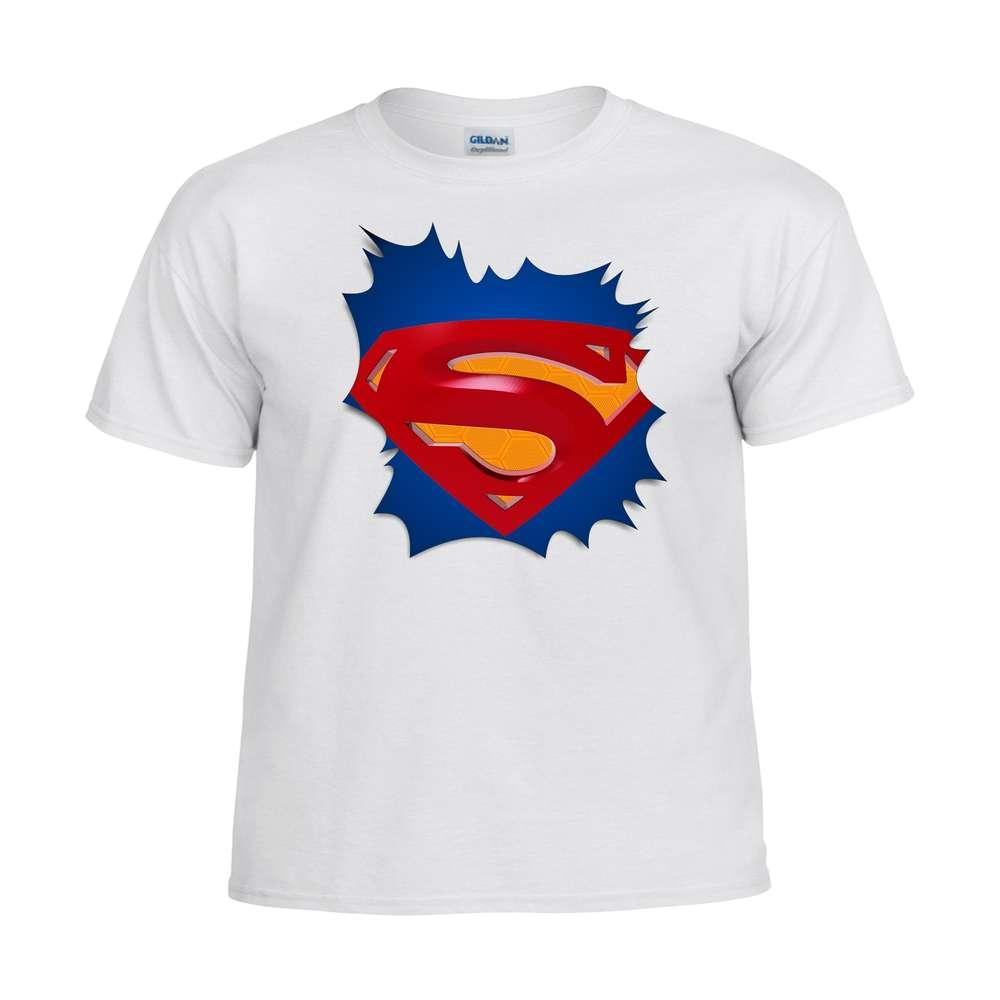 la seta roja - Camiseta superman 012057ab8ed